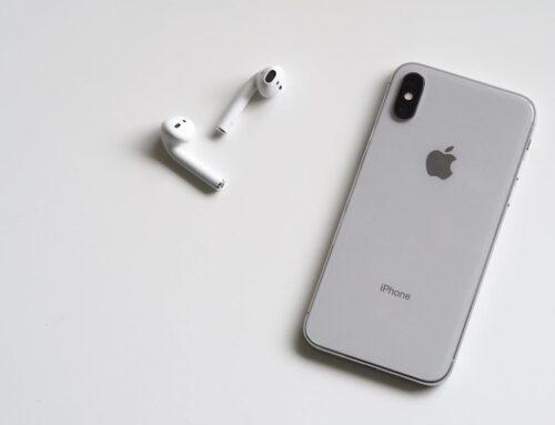 Få underholdning med på farten med en iPhone 7