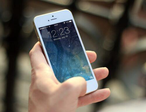 De rette apps må mobilen